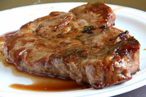 как приготовить стейки из свинины в духовке